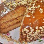 Готовим нууу очень вкусный Торт «Аленка»