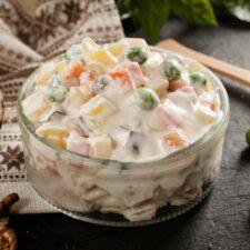 Исконно Русский салат