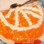 «Долька апельсина» — простой рецепт и отличный вкус
