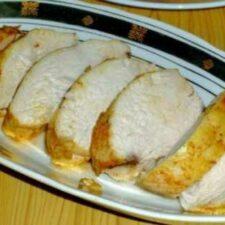 Обалденная буженина из куриного филе в фольге в духовке