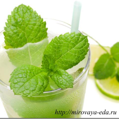Рецепт мохито безалкогольный