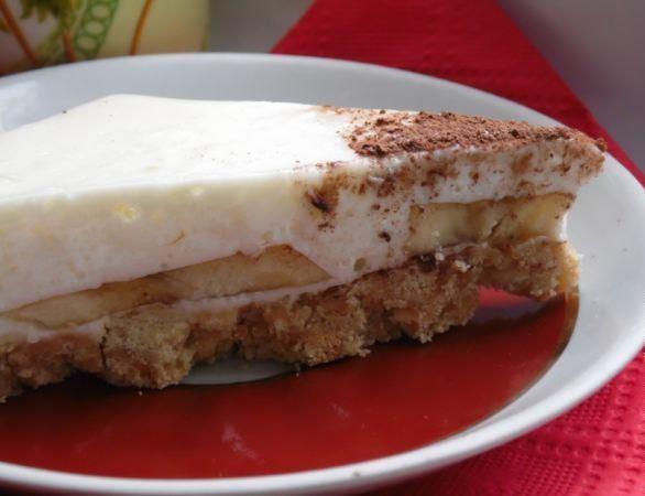Торт без выпечки Труфельдинья