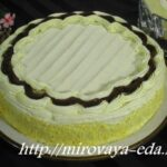 Торт медовый «Бабушкин секрет»
